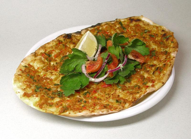 Lahmacun - Turkish Pizza II