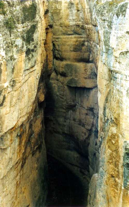 Canyon-Side Cehennem Deresi