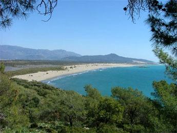 The Endless Patara Beach, The Beach of Cleopatra
