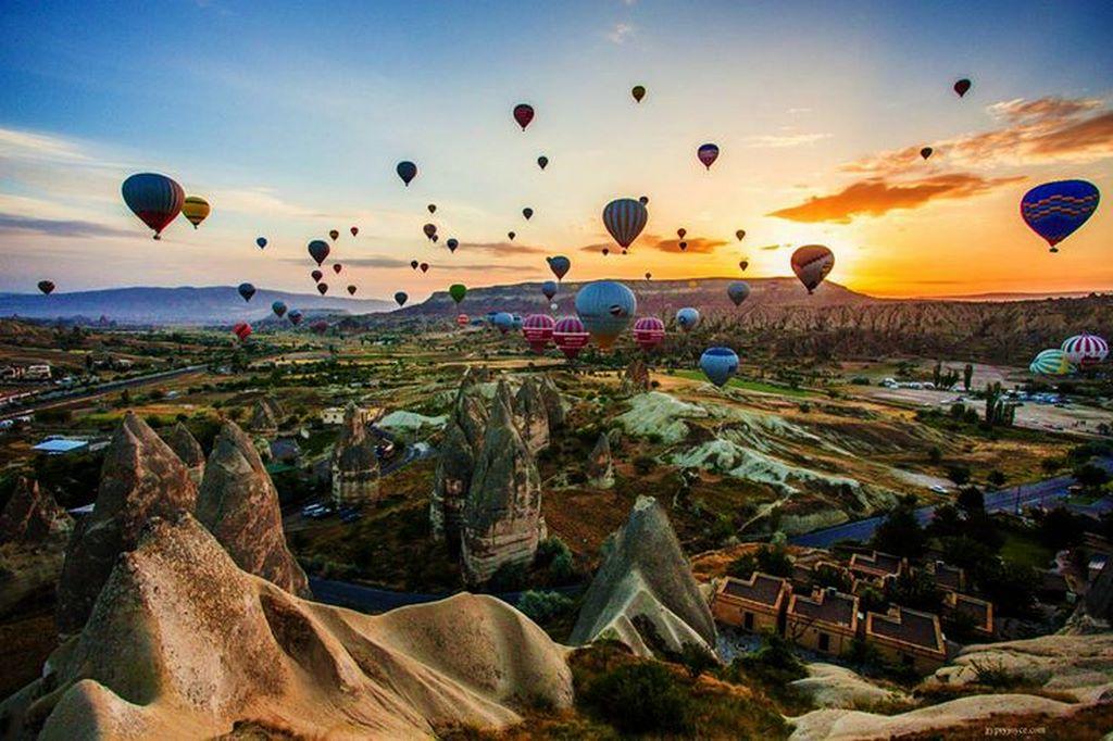Cappadocia offers you more than you can ever imagine