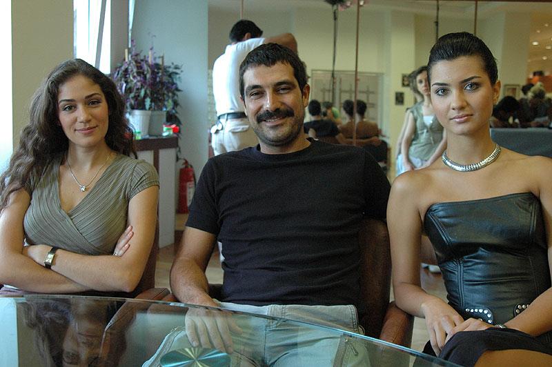 Bülent İnal with Tuba Büyüküstün in ıhlamurlar Altında