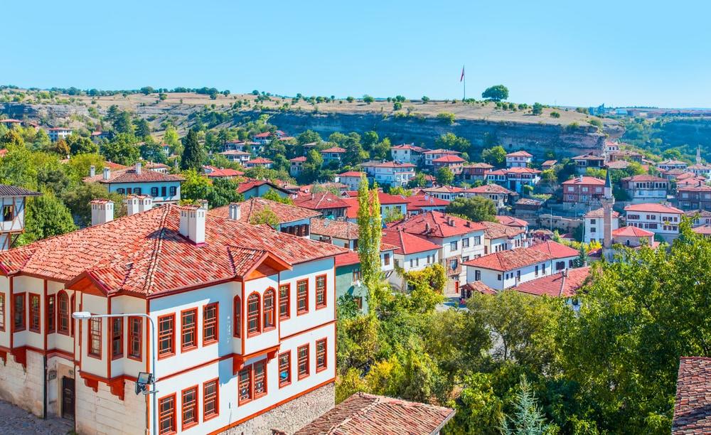 It is a small town in Karabük, in the Black Sea region of Turkey