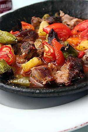 Recipe: Meat & Vegetable Hotpot (Etli Sebzeli Güveç)