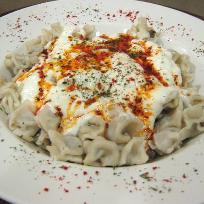 Recipe manti ravioli of turkey cuisine and recipes for Authentic turkish cuisine