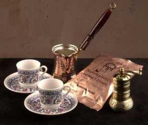 Turkish Coffee Kit