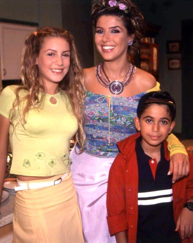Sinem Kobal acted in Dadı (Nanny) Turkish TV series when she was 13