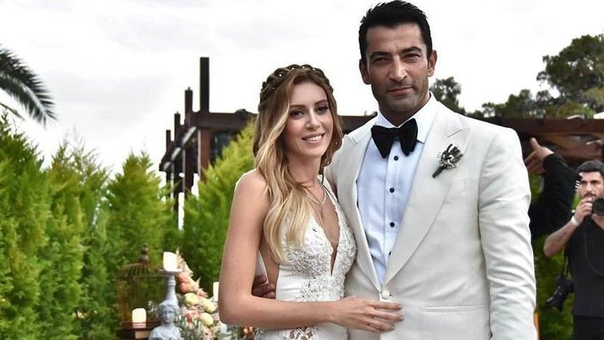 Sinem Kobal and Kenan İmirzalıoğlu married in 2016