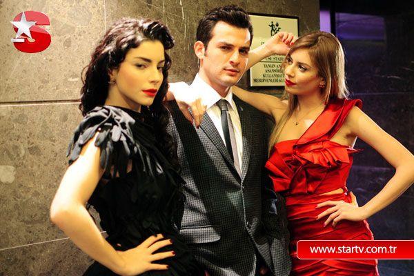 Sinem Kobal starred in Küçük Sırlar (Little Secrets) Turkish TV series in 2010