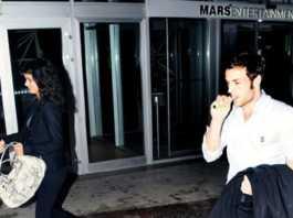 Beren Saat and her foreign boyfriend