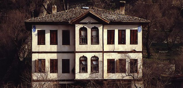 Safranbolu: A Town of Traditional Houses