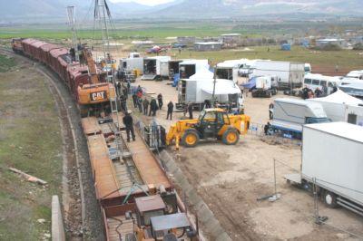 Skyfall - Film Shootings has started in Adana