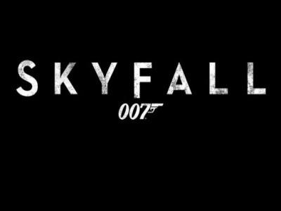 """Skyfall"" the new movie of 007 James Bond shooting in Turkey"