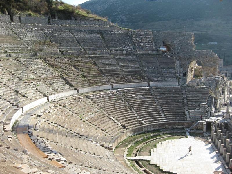 Ephesus Ancient Theater