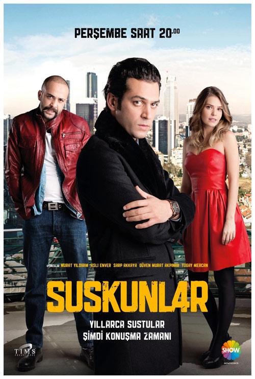 Suskunlar - Turkish Sleepers