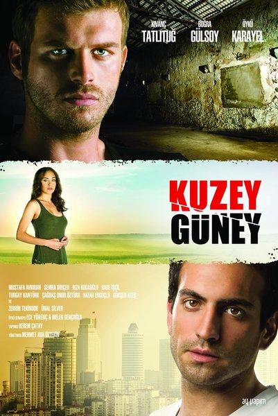 Kuzey Güney was a great series with the starring Kıvanç Tatlıtuğ and Nuğra Gülsoy