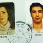 The Wedding Certificate of Necati Şaşmaz and Nagehan Kaşıkçı