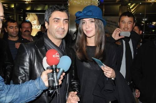 Necati Şaşmaz and Nagehan Kaşıkçı will have a baby