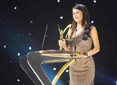 Beren Saat in Golden Butterfly Awards