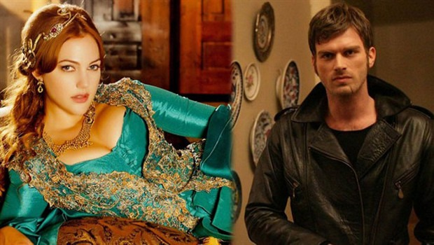 Meryem Uzerli and Kıvanç Tatlıtuğ will play otogether in a new tv series