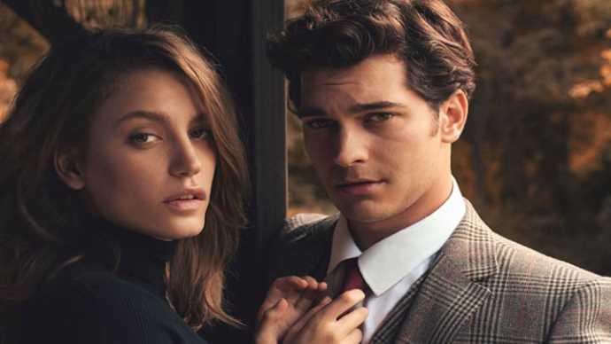 Role became real: Are Serenay Sarıkaya and Çağatay Ulusoy Dating