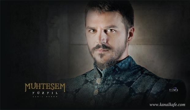 Şehzade Mustafa role was played by Mehmet Günsur