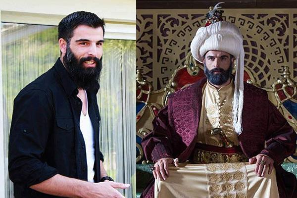 Mehmet Akif Alakurt as Fatih Sultan Mehmet