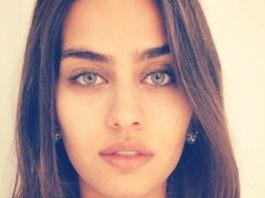 Amine Gülşe without make up