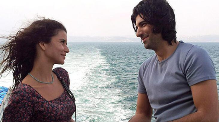 Engin Akyürek with Beren Saat in the phenomenon Turkish drama Fatmagül'ün Suçu Ne? (aka Fatmagül), 2010-2012