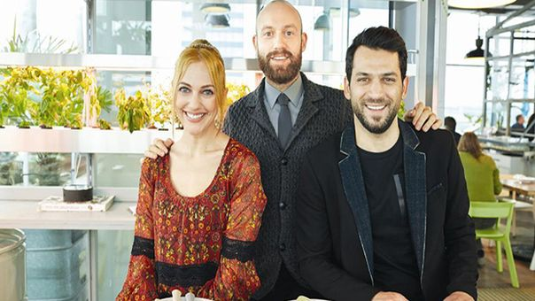 Meryem Uzerli and Murat Yıldırım will be starring in the new tv series Cesaret (Courage)