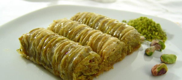 Burma Baklava Dessert