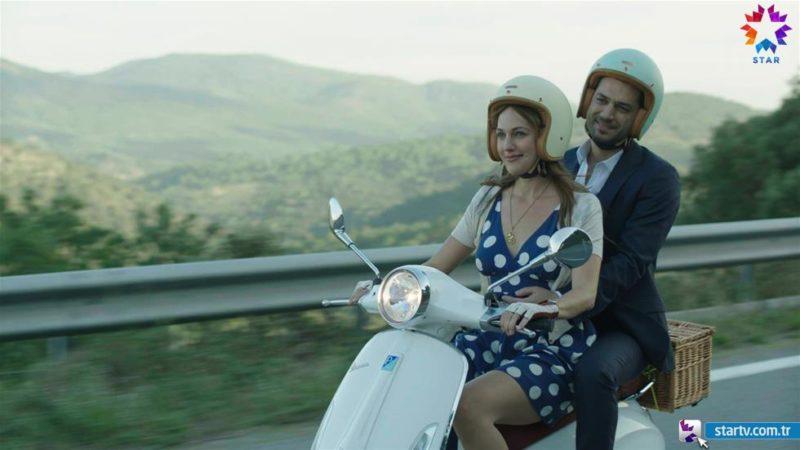 Meryem Uzerli and Murat Yıldırım in Queen of the Night - Gecenin Kraliçesi