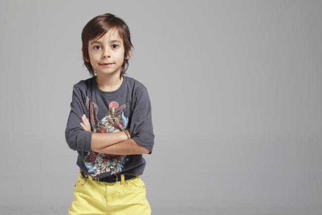 """Little Master"" Emir Berke Zincirdi is a very talented child actor of Turkey"
