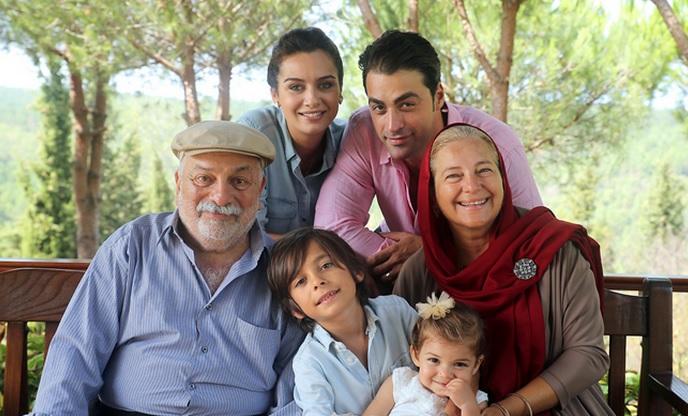 Küçük Ağa - Little Master with his family