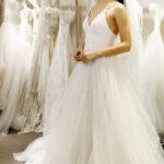 Tuba Büyüküstün is in a wedding dress (Not her)