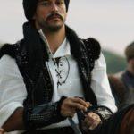 Burak Özçivit in Magnificent Century as Malkoçoğlu