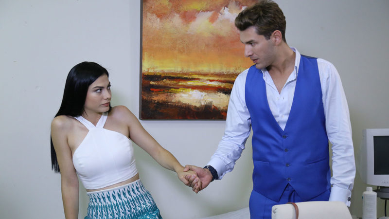 Onur and Lale in Room No: 309