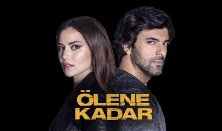 Engin Akyürek and Fahriye Evcen in Until Death Tv series