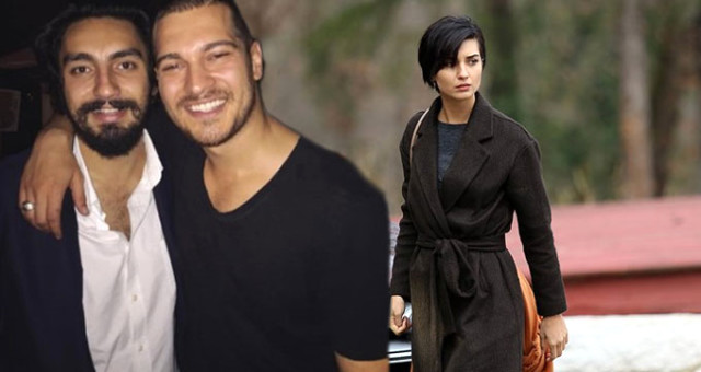 Tuba Büyüküstün's new boyfriend Umut Evirgen is friends with of Çağatay Ulusoy