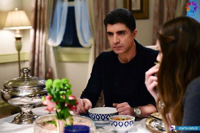 Özcan Deniz as Faruk in Bride of Istanbul