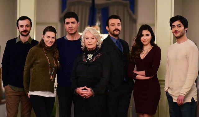 Bride of Istanbul cast