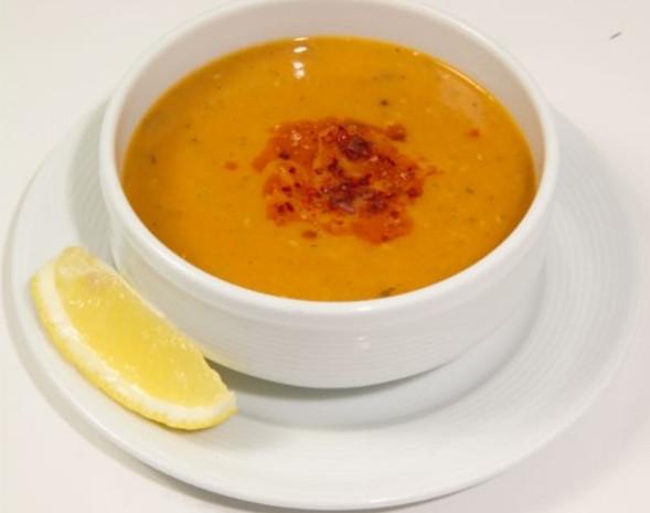 Savory Turkish Lentil Soup - Mercimek Çorbası