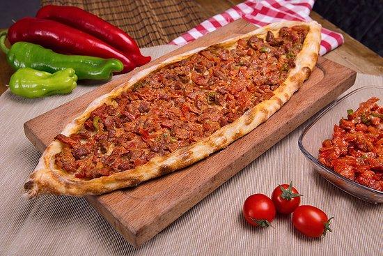 Pide - Turkish Pizza I