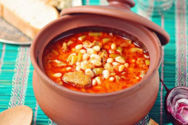 Turkish Beans in Stew