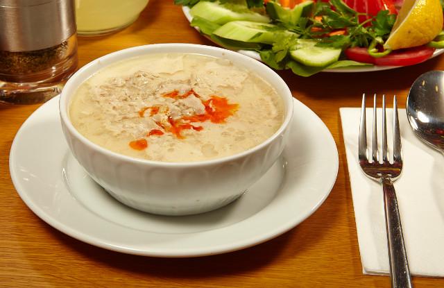 işkembe - Tripe Soup - image courtesty http://www.biriskembe.com