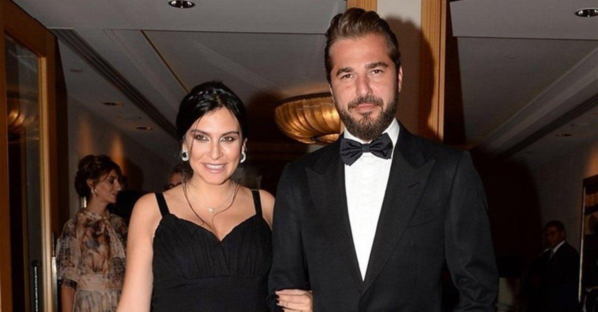 Engin Altan Düzyatan and his wife Neslişah Alkoçlar