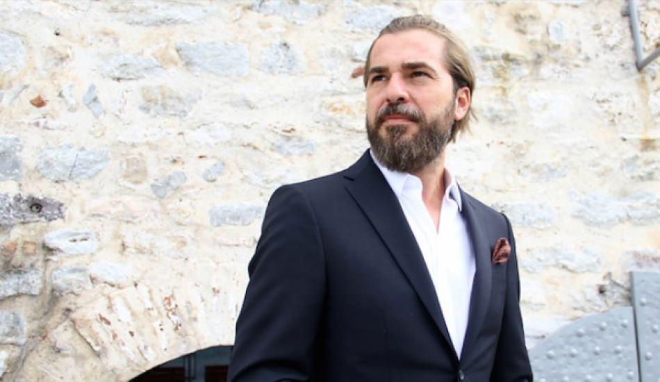Engin Altan Düzyatan is a true gentile and a very attractive Turkish actor