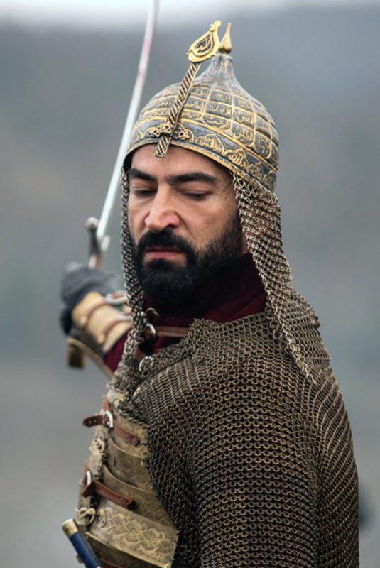 Kenan İmirzalıoğlu as Mehmed The Conqueror