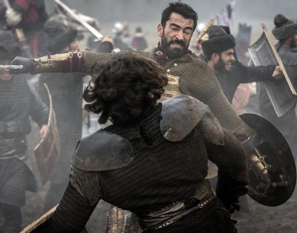Kenan İmirzalıoğlu in Mehmed The Conqueror tv series