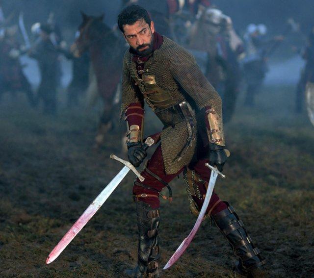 Mehmed The Conqueror (Kenan İmirzalıoğlu) in the Kosovo Battle