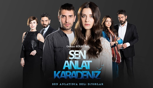 Sen Anlat Karadeniz - You Tell Me Black Sea    A New Drama TV Series
